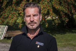 Joel Isensköld, enhetschef på länsstyrelsens natur- och viltenhet