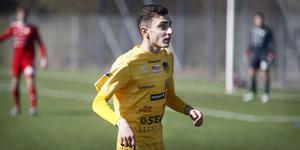 Under fjolåret gjorde Türkan 21 matcher, varav åtta från start, under BK Forwards division 1-säsong. Under dessa noterades han för ett mål.