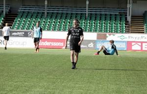 På lördag ställs Robbin Sellin och hans Brage mot Varberg på Domnarvsvallen.