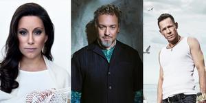 Lisa Nilsson, Eric Gadd och Björn Rosenström är tre av de artister som kommer till Idala i sommar.