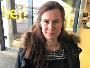 Therese Boström-Jonsson, 50 år, djurskötare, Östersund