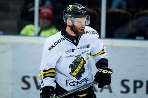 AIK:s lagkapten Christian Sandberg.