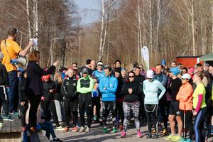 Aldrig tidigare har ett parkrun i Norden, inte ens i någon av huvudstäderna, lockat så många deltagare som de 192 som kom till start i Örebro på lördagen.