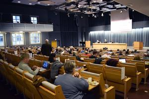 Under regionfullmäktige under måndagen beslutade de 83 ledamöterna om ny budget och plan för de kommande åren.