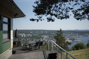 Om det ska byggas i Örnsköldsvik – bygg klimatvänligt, tycker Naturskyddsföreningen.