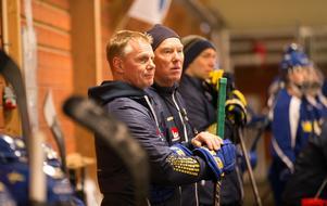 Niklas Wikegård och Torgny Bendelin.
