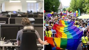 Arbetsgivare ska arbeta aktivt för att motverka diskriminering på jobbet och främja alla medarbetares lika rättigheter, skriver företrädare för TCO och Vision. Bilder: Vidar Ruud/TT / Mårten Englin