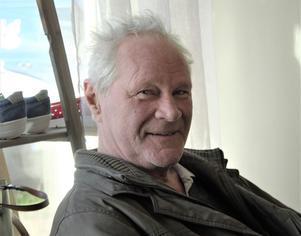 Ture Åström, 75 år, pensionär, Åmon