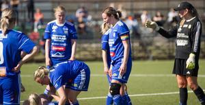 Norrby SK har haft defensiva problem i division 2