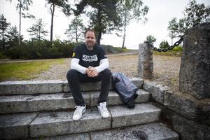 Mats Eriksson har varit med och arrangerat festivalen under alla år.