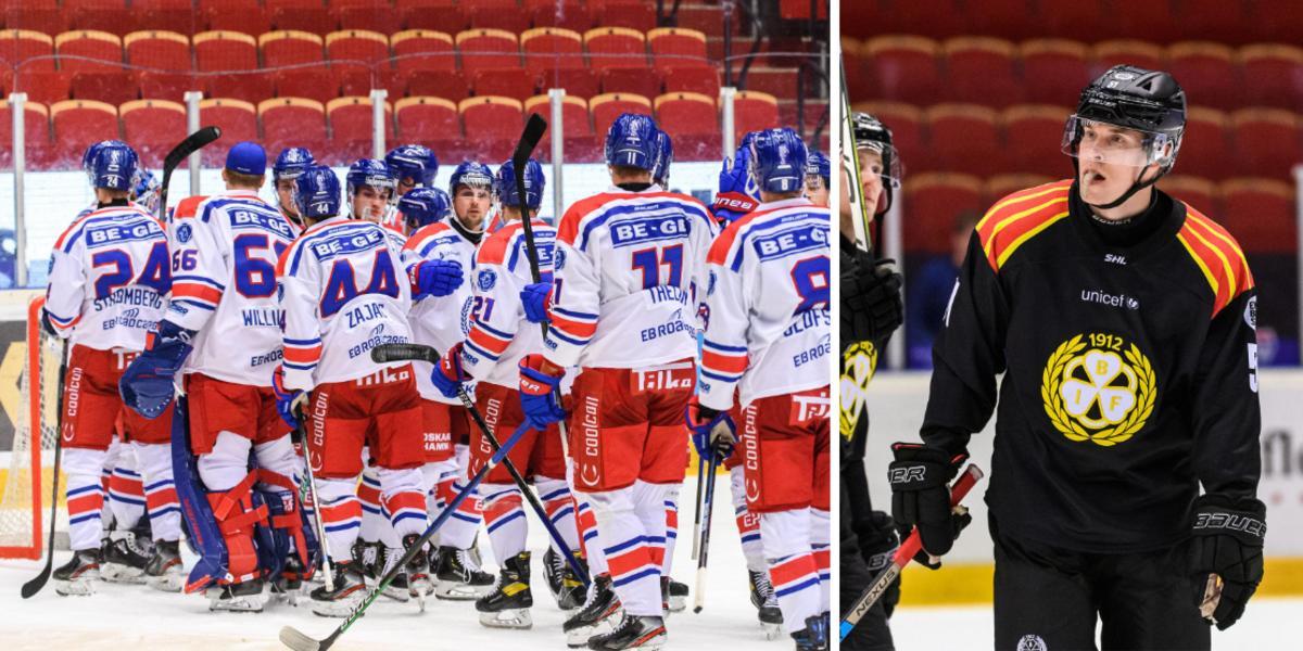 Ännu ett SHL-lag pausar verksamheten – Brynäs match i kväll skjuts upp