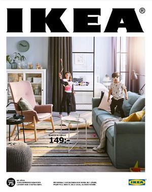 Ikea-katalog nr 1 av 2 för 2019.