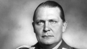Nazisten Hermann Göring. Arkivbild.Foto: AP/TT