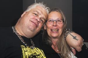 Bankiren. Peter Elmertoft och Eva-Lena Larsson.