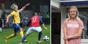 Sundsvallsfödda Hanna Glas är redo för sitt första VM: