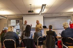 Fäbodriksdagen avslutade förhandlingarna på CFL i Söderhamn.
