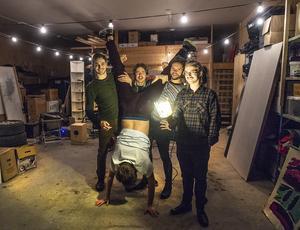 Nu släpps Jordskreds nya album
