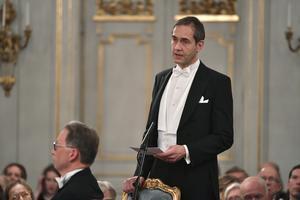 Mats Malm blir Svenska Akademiens nye ständige sekreterare. Arkivbild: Henrik Montgomery/TT