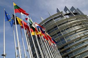 Förändringar i omvärlden kommer att driva fram mer europeiskt samarbete inom EU. Foto: Fredrik Persson/TT