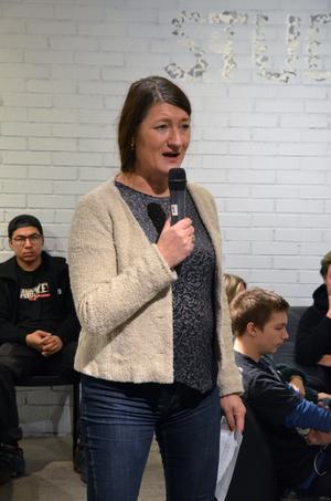 Susanna Gideonsson, poängterade flera gånger att Lyko är ett föredöme när det gäller personalpolitik.