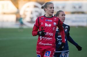 Lina Hurtig fostrades i Avesta AIK och hör numera till landslaget och svenska mästarna Linköping.