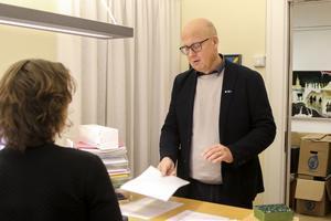 Att vara i opposition är en sak. Att styra är en helt annat och Bosse Svensson tror att det kommer att ta lite tid för den nya, borgerliga, majoriteten att ställa om sitt sätt att arbeta i den nya situationen.