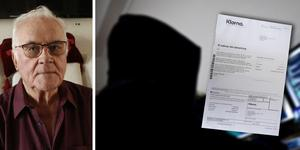 Arne Melin blev utsatt för id-stöd och bedrägeribrott. Han tvingades själv vidta åtgärder för att slippa betala för det som någon annan beställt i hans namn.  Bilden är ett montage.