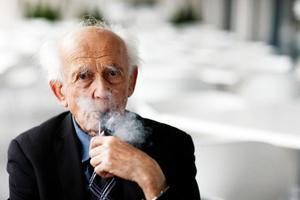 Zygmunt Bauman. Foto: M. Oliva Soto