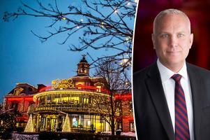 Bild: Therese Hasselryd, PressbildPer Jaldung tror att besökarna under 2019 kommer att återvända till kasinot i Sundsvall.