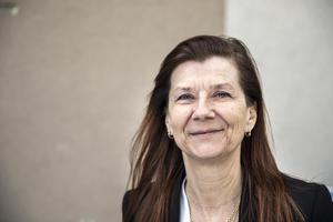 Jannike Hillding, ordförande i Krokoms kommuns Barn- och utbildningsnämnd.
