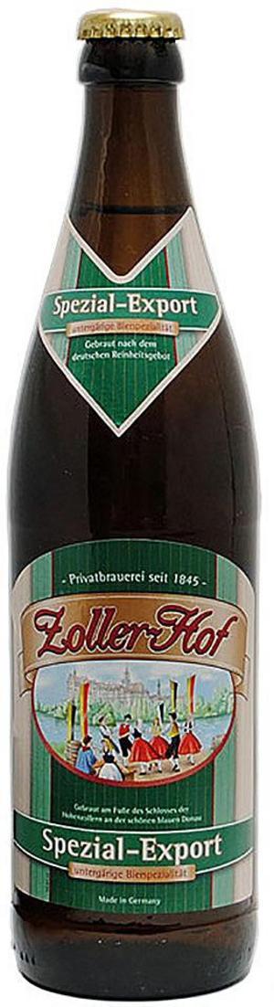 Zoller Hof Spezial Export.