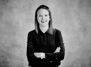 Cornelia Ekbladh: Director product management på Husqvarna