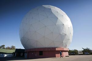 Onsala rymdobservatorium.