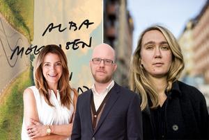 Cecilia Ekebjär och Kristian Ekenberg har läst Alba Mogensens debutroman som bland annat handlar om en svår bilolycka och hur man hittar ett nytt jag, något Alba själv upplevt.
