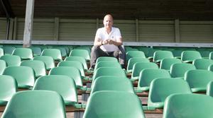 Brages sportchef Ola Lundin har en tuff uppgift framför sig.