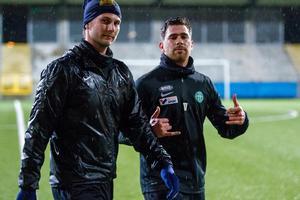 Jonas Hellgren och Carlos Gaete Moggia