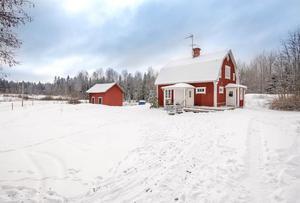 Foto: Inger Svensson. Gården i Skyllberg ligger tvåa på klicktoppen.