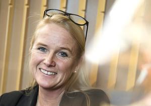Maria Engholm vill komma igång så snart som möjligt.