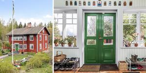 Veckans mest klickade objekt. Foto: Länsförsäkringar Fastighetsförmedling Ludvika.
