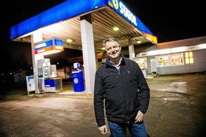Nolaskogs Skoterklubbs ordförande Magnus Liljeqvist berättar att det inte finns några problem med friåkning i Örnsköldsviks kommun.