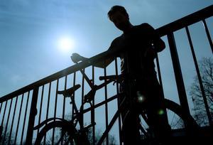 Cykelstölder direktavskrivs nästan alltid, men bör polisanmälas ändå. Foto: Jessica Gow/TT
