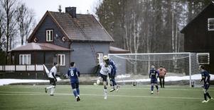 Tåsjövallen blir division 5-arena i år.
