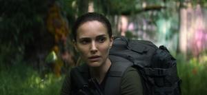 Natalie Portman spelar huvudrollen i Annihilation.Foto: Paramount Pictures/Skydance/AP