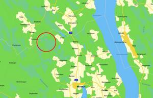 Aura Energy har ansökt om att få borra åtta nya hål på jakt efter vanadin i området Häggen 1 som ligger i skogen mellan Storåsen och Önsta.