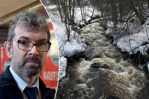Mats Bergmark menar att vårens väderlek så här långt varit bästa möjliga.