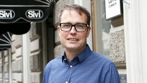 Patrik Stenvard (M), regionråd i opposition.