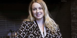 Anna Magnusson, projektansvarig för Åre Business Forum.
