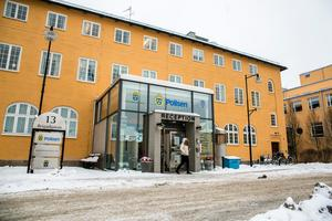 NFC, Nationellt forensiskt centrum, ligger på ett tidigare regementsområde i Linköping.