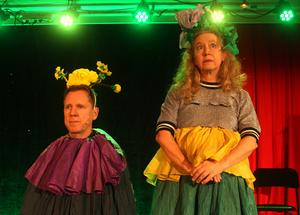 Jan Boholm och Sofia Andersson i