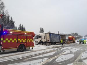 Den svåra olyckan i Gåsnäs.
